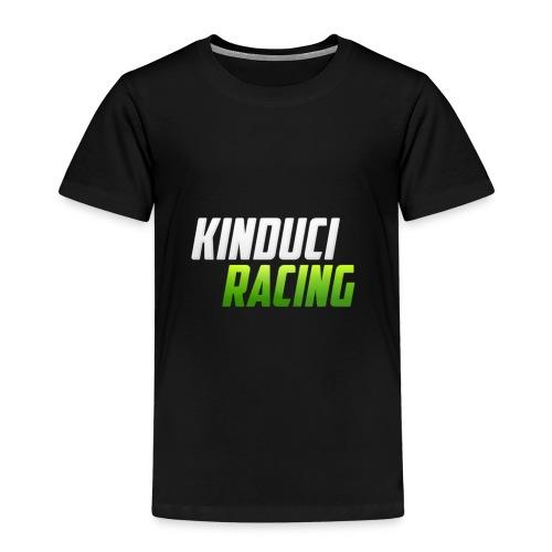kinduci racing logo - Kids' Premium T-Shirt
