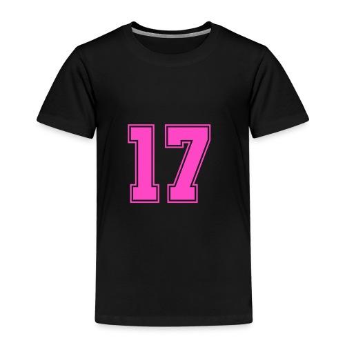 #17 - Lasten premium t-paita