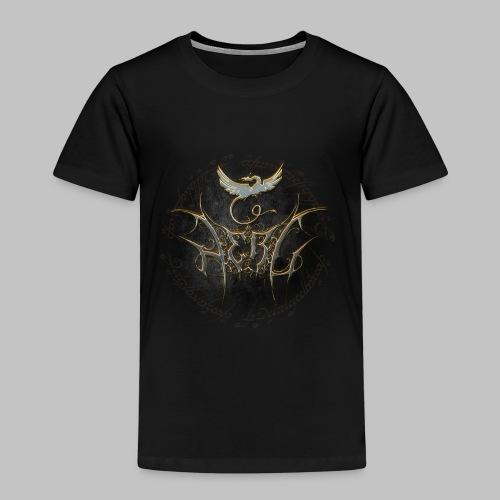 Herc Logo with writing - Kids' Premium T-Shirt