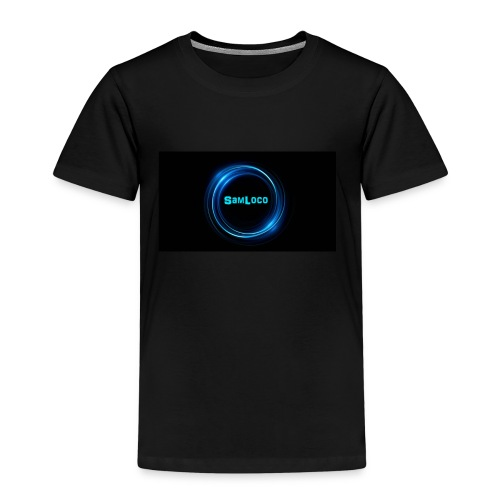 SamLocoClothing - Premium T-skjorte for barn