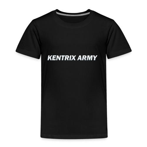 #KentrixArmy Logo - Kids' Premium T-Shirt