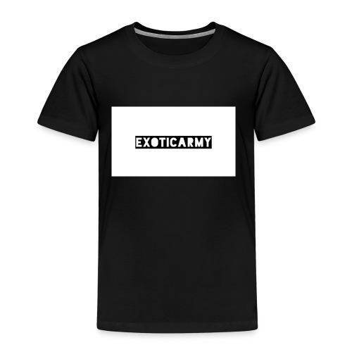 ExoticArmy - Kinder Premium T-Shirt