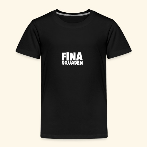 Fina Squaden - Premium T-skjorte for barn