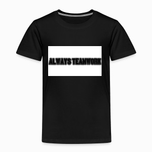 at team - Kinderen Premium T-shirt