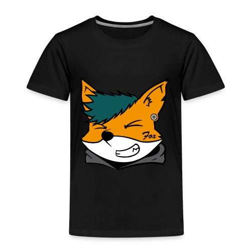 Le petit Fox [LOGO PERSONNALISABLE] - T-shirt Premium Enfant