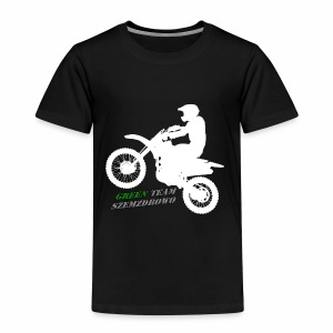 Green Team Szemzdrowo - Koszulka dziecięca Premium