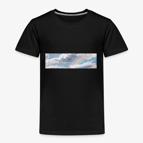 Clouds - Kinder Premium T-Shirt