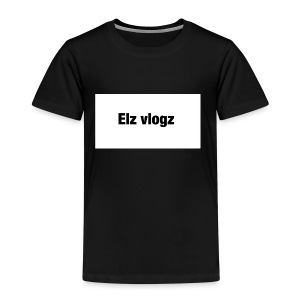 Elz vlogz merch - Kids' Premium T-Shirt