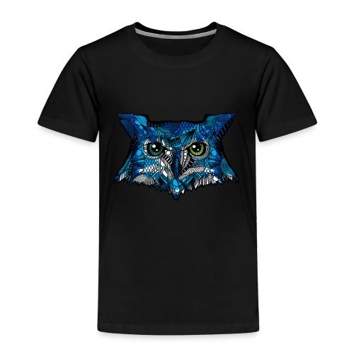 Ugle - Premium T-skjorte for barn