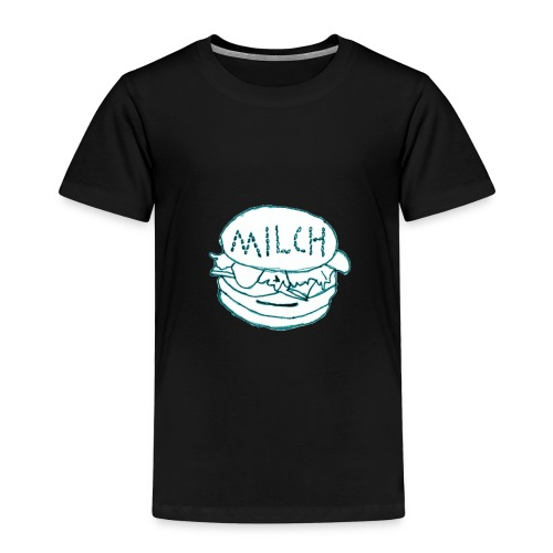 Offizieller Milchburger Merch - Kinder Premium T-Shirt