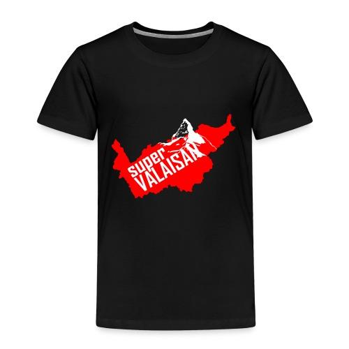 super valaisan - Kinder Premium T-Shirt