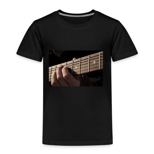 Fingers on Frets - Kids' Premium T-Shirt