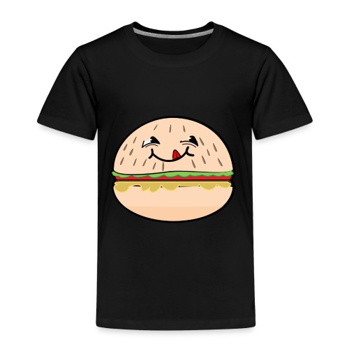 collection hamburger limité - T-shirt Premium Enfant