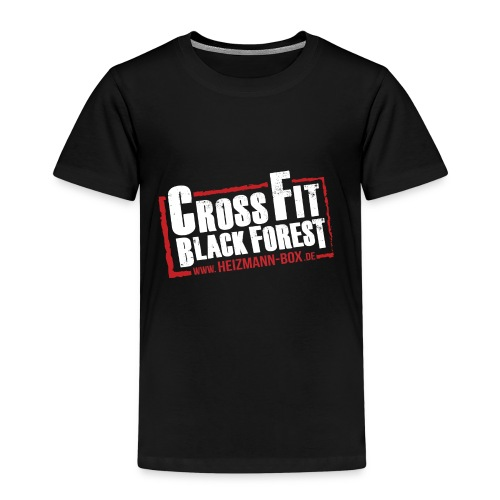CF Black Forest Design - Kinder Premium T-Shirt