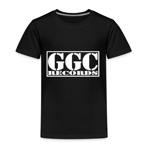 GGC-Records Label-Stempel - Kinder Premium T-Shirt