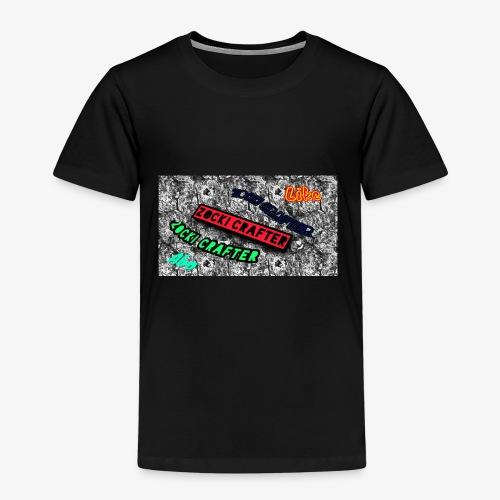 #ZockiArmy - Kinder Premium T-Shirt