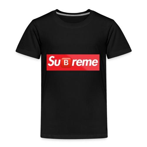 Subreme - Lasten premium t-paita
