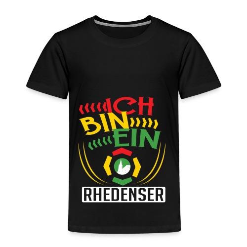 Ich bin ein Rhedenser - Kinder Premium T-Shirt