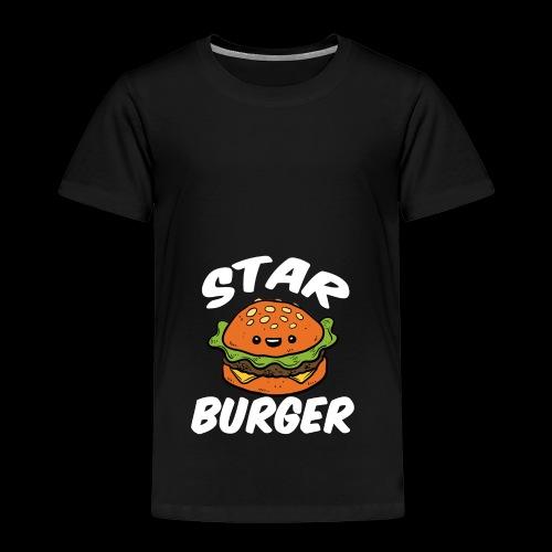 Star Burger Brand - Kinderen Premium T-shirt
