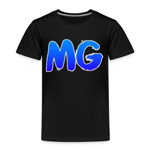 MG Blauw - Kinderen Premium T-shirt