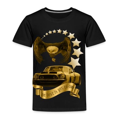 Das beste kommt noch gold - Kinder Premium T-Shirt
