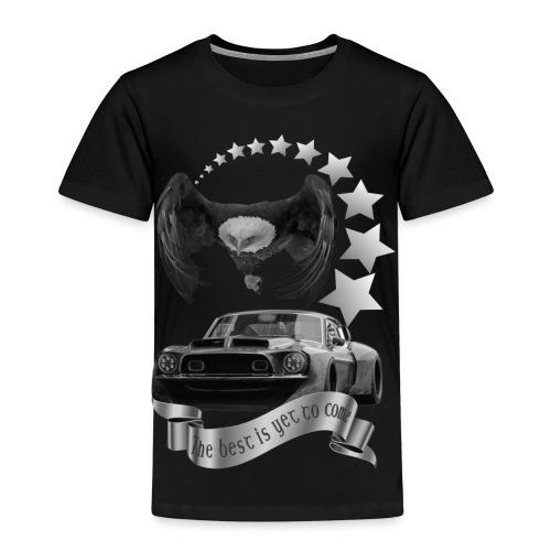 Das beste kommt noch silber - Kinder Premium T-Shirt