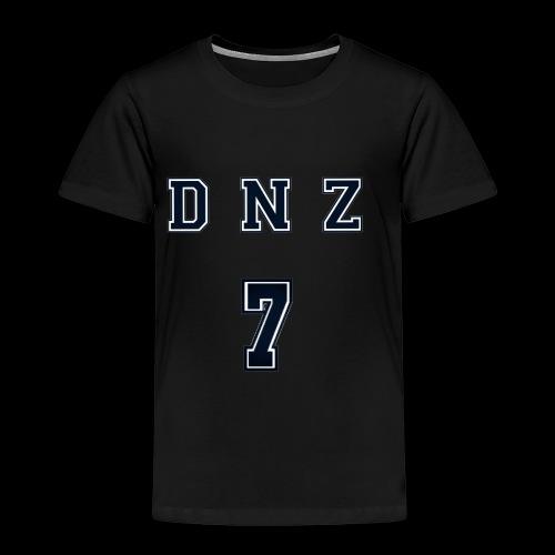 """""""DNZ"""" COLLAGE STYLE - Premium-T-shirt barn"""