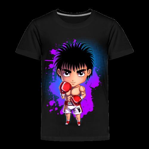 Boxing Chibi - Kids' Premium T-Shirt