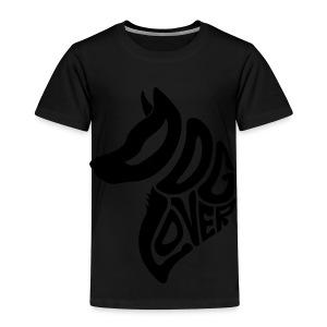 doglover - Kinder Premium T-Shirt
