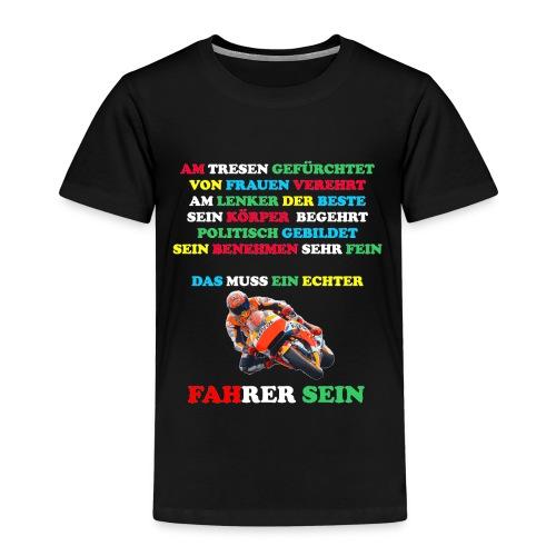 El Villano Design - Kinder Premium T-Shirt
