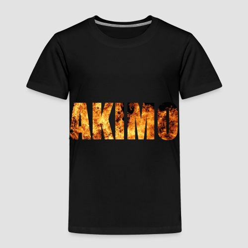 AKIMO Basic Fire - Kinder Premium T-Shirt