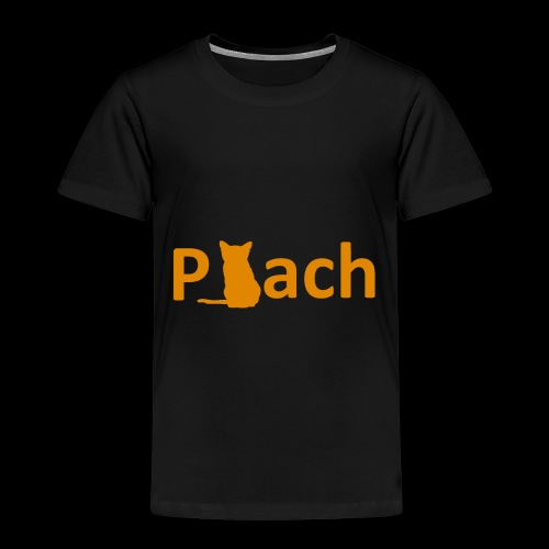 Peachcat - Kids' Premium T-Shirt