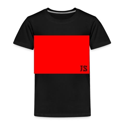 JustSquares Rood - Kinderen Premium T-shirt