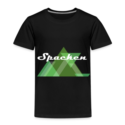Spacken.net Design #1 - Kinder Premium T-Shirt