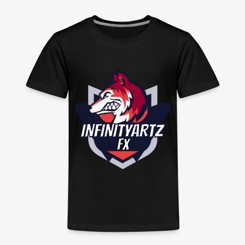 InfinityArtz FX YouTube Logo - Kinder Premium T-Shirt
