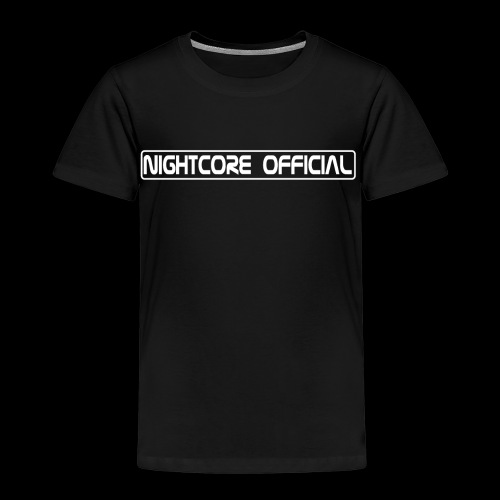 NightCore Official - Kinder Premium T-Shirt