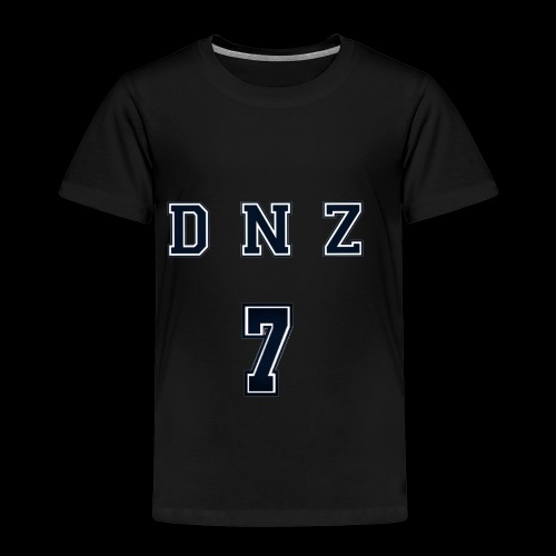 """DNZ"" COLLAGE STYLE - Premium-T-shirt barn"
