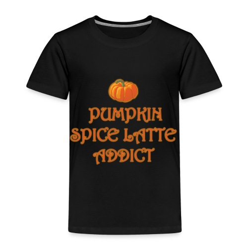 PumpkinSpiceAddict - Maglietta Premium per bambini