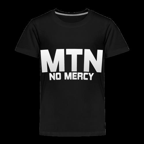 No Mercy by MTN - Kids' Premium T-Shirt