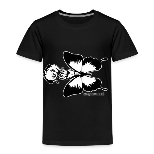 Zerschmetterling gegen Trump - Kinder Premium T-Shirt