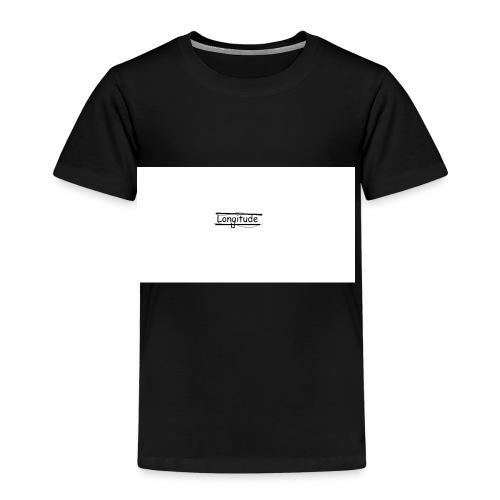 longitude - Kids' Premium T-Shirt