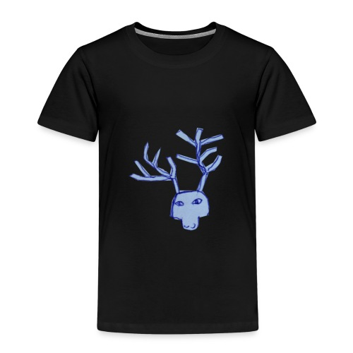 Jelen - Koszulka dziecięca Premium