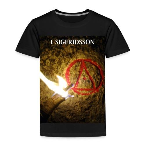 1 SIGFRIDSSON - Premium-T-shirt barn
