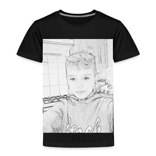 Jack Tomo in stock things - Kids' Premium T-Shirt