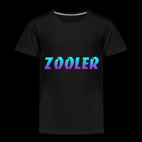 Zooler BANCO blue and purple - T-shirt Premium Enfant