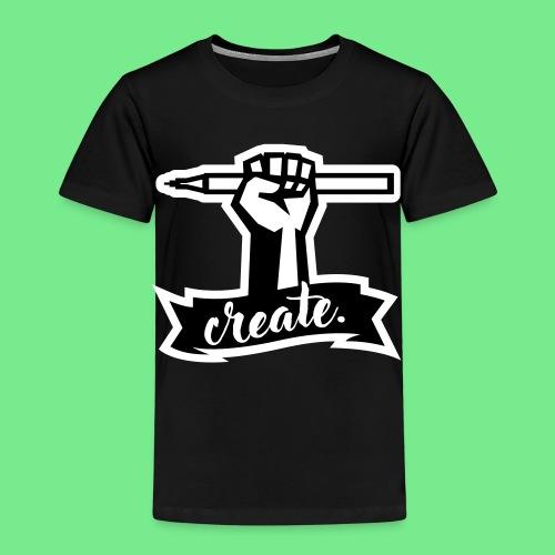 Create. - Kids' Premium T-Shirt