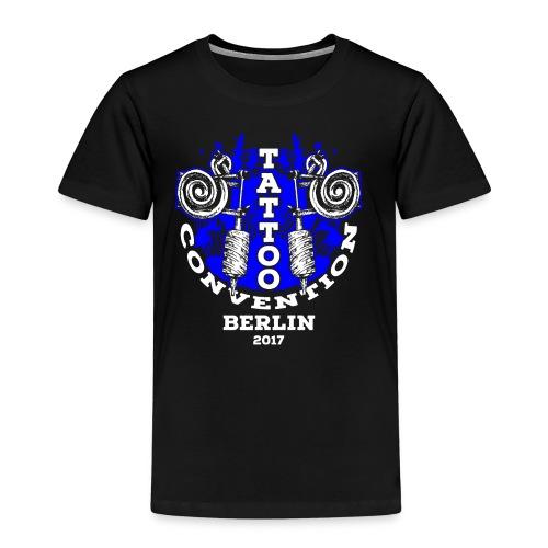Tattoo Convetion Berlin 2017 - Kinder Premium T-Shirt