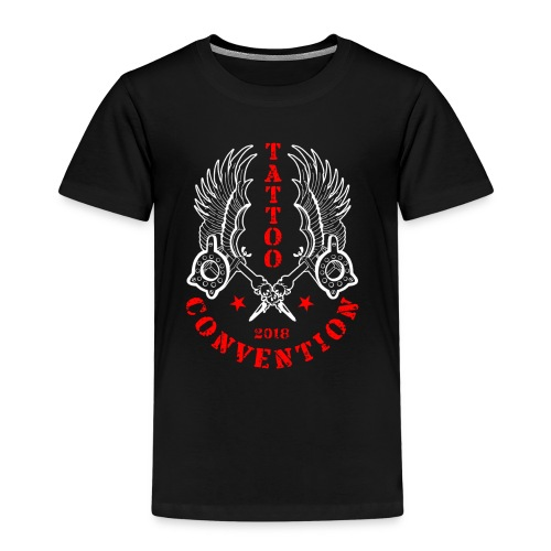 Tattoo Convention Berlin 2018 - Kinder Premium T-Shirt