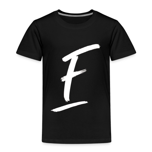 Radio Fugue F Blanc - T-shirt Premium Enfant