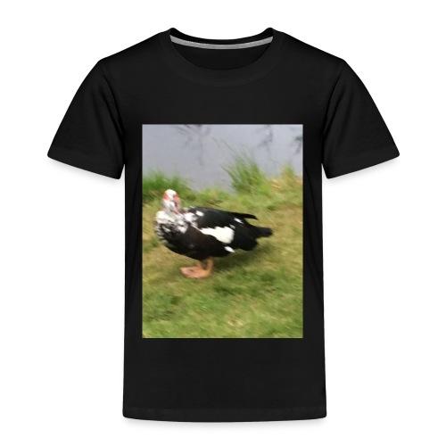 F37664A4 4C6D 44FB 94D8 E6A0EA3D8C90 - Premium T-skjorte for barn